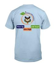 GCA PTSO Spirit Gear 2020 Classic T-Shirt back