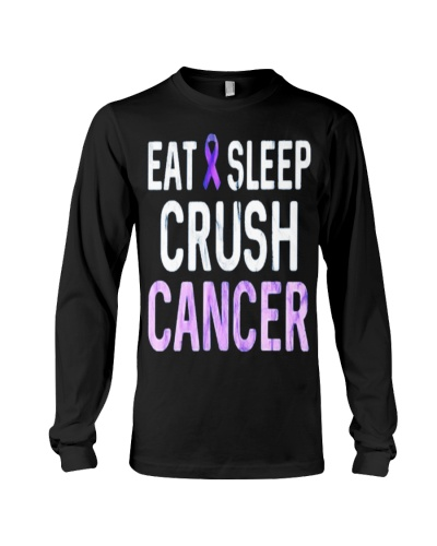 Eat Sleep Crush Cancer  World Health Awa