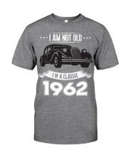 I am not old i'm a classic 1962 t-shirt Classic T-Shirt thumbnail
