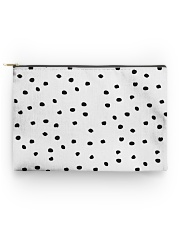 Sound is Luxury Accessory Pouch - Standard back
