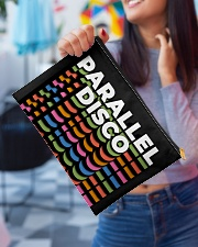 Parallel Disco Accessory Pouch - Large aos-accessory-pouch-12-5x8-5-lifestyle-front-03