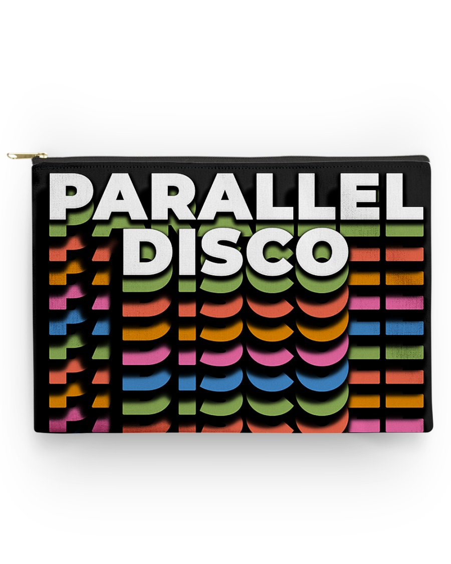 Parallel Disco Accessory Pouch - Large