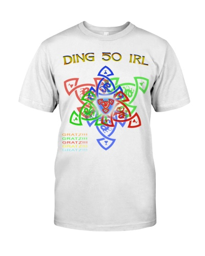 Dark Age of Camelot DING 50 IRL - Shirts and Bags