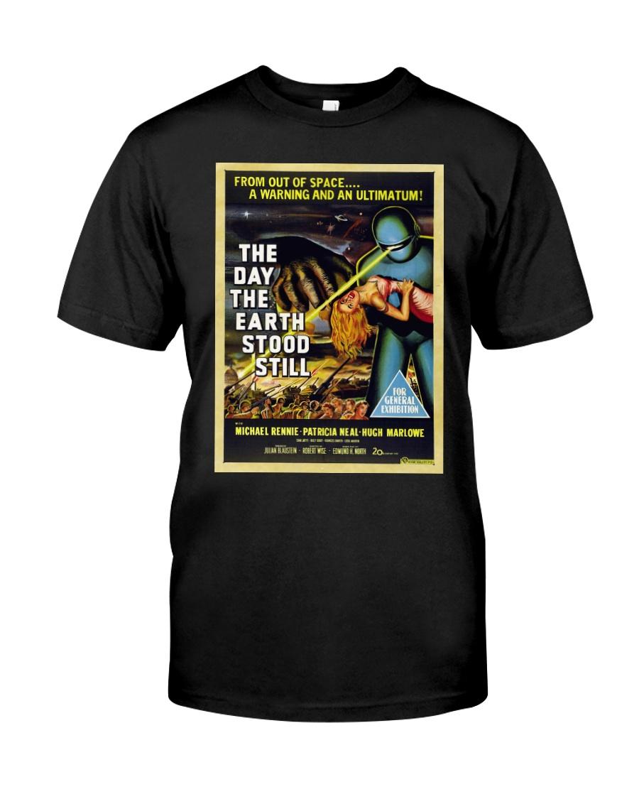 Ultimatum alla Terra 1951 shirts and bags Classic T-Shirt