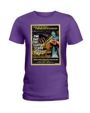 Ultimatum alla Terra 1951 shirts and bags Ladies T-Shirt front