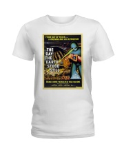 Ultimatum alla Terra 1951 shirts and bags Ladies T-Shirt thumbnail