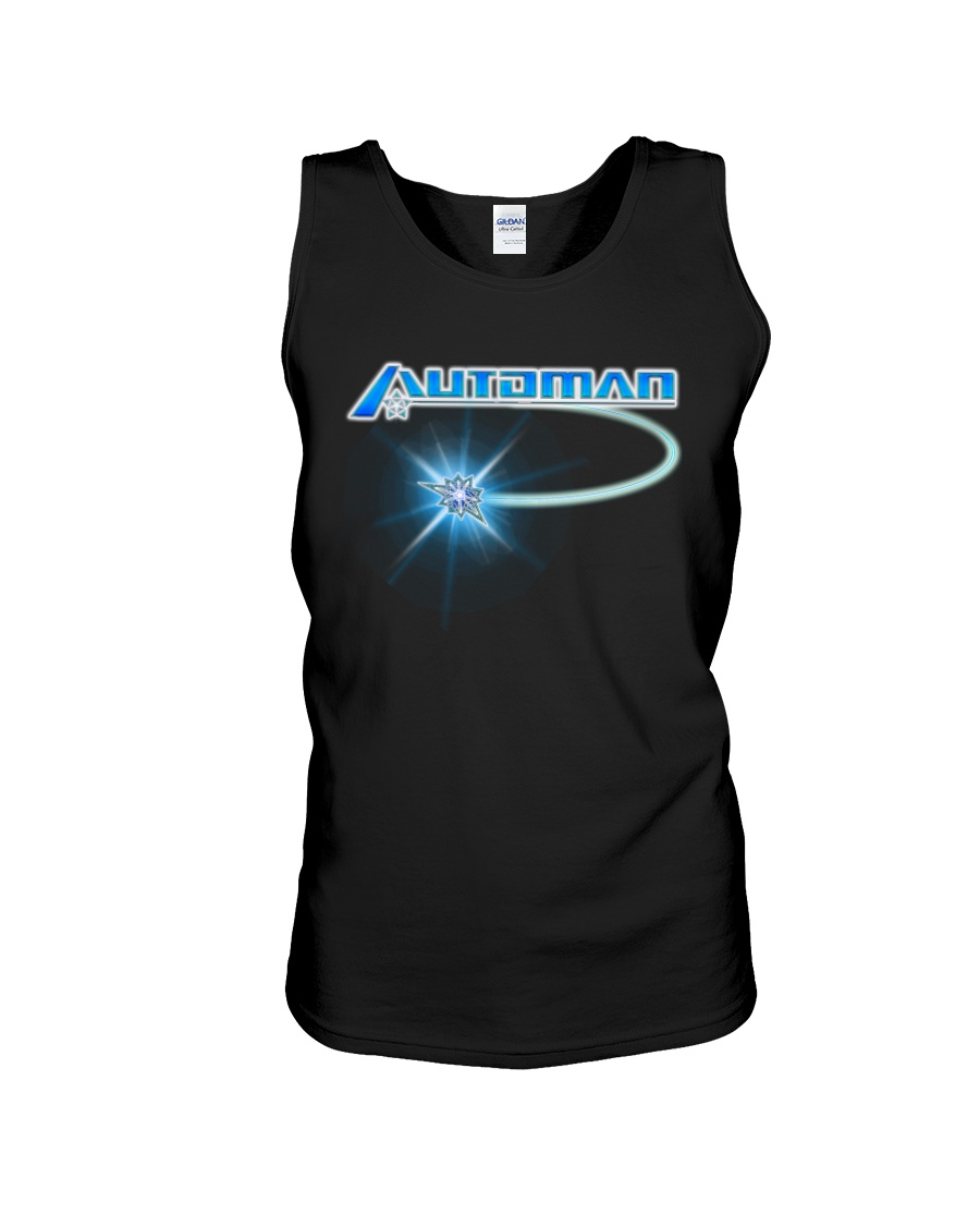 Automan - Cursore - Shirts and Bags Unisex Tank