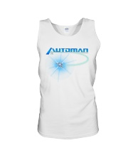 Automan - Cursore - Shirts and Bags Unisex Tank thumbnail