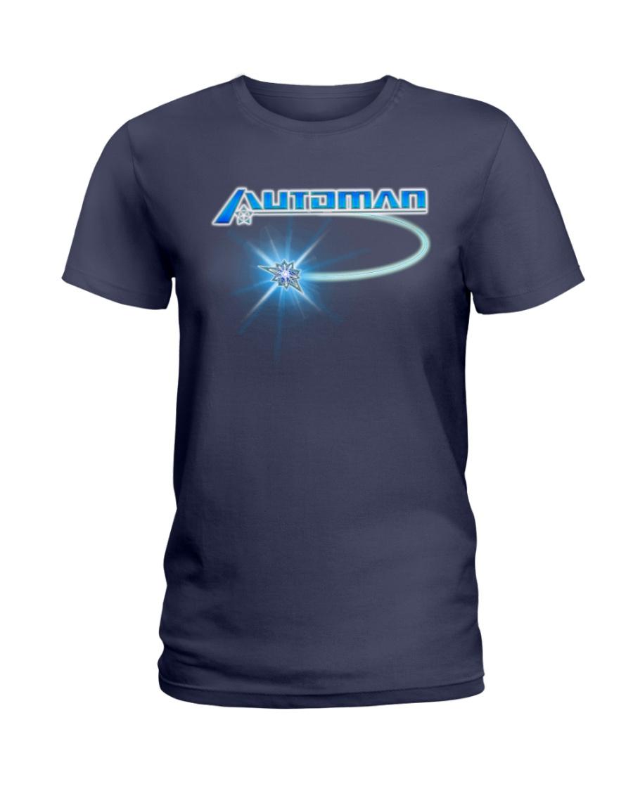Automan - Cursore - Shirts and Bags Ladies T-Shirt
