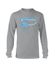 Automan - Cursore - Shirts and Bags Long Sleeve Tee front