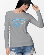 Automan - Cursore - Shirts and Bags Long Sleeve Tee lifestyle-unisex-longsleeve-front-4