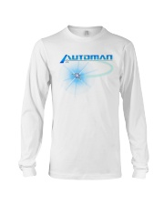 Automan - Cursore - Shirts and Bags Long Sleeve Tee tile