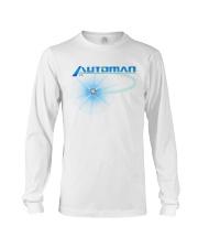 Automan - Cursore - Shirts and Bags Long Sleeve Tee thumbnail