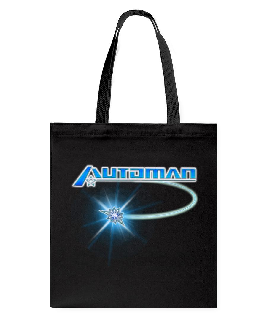 Automan - Cursore - Shirts and Bags Tote Bag