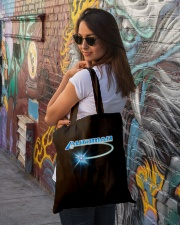 Automan - Cursore - Shirts and Bags Tote Bag lifestyle-totebag-front-1