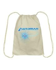 Automan - Cursore - Shirts and Bags Drawstring Bag thumbnail