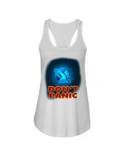 Don't Panic - Guida Galattica per Autostoppisti Ladies Flowy Tank thumbnail
