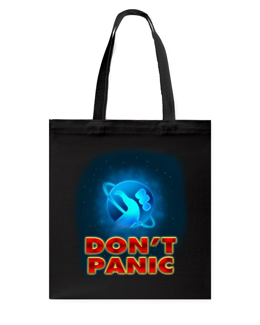 Don't Panic - Guida Galattica per Autostoppisti Tote Bag