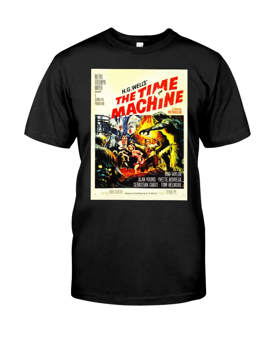 L'uomo che visse nel futuro 1960 - Shirts and Bags Classic T-Shirt