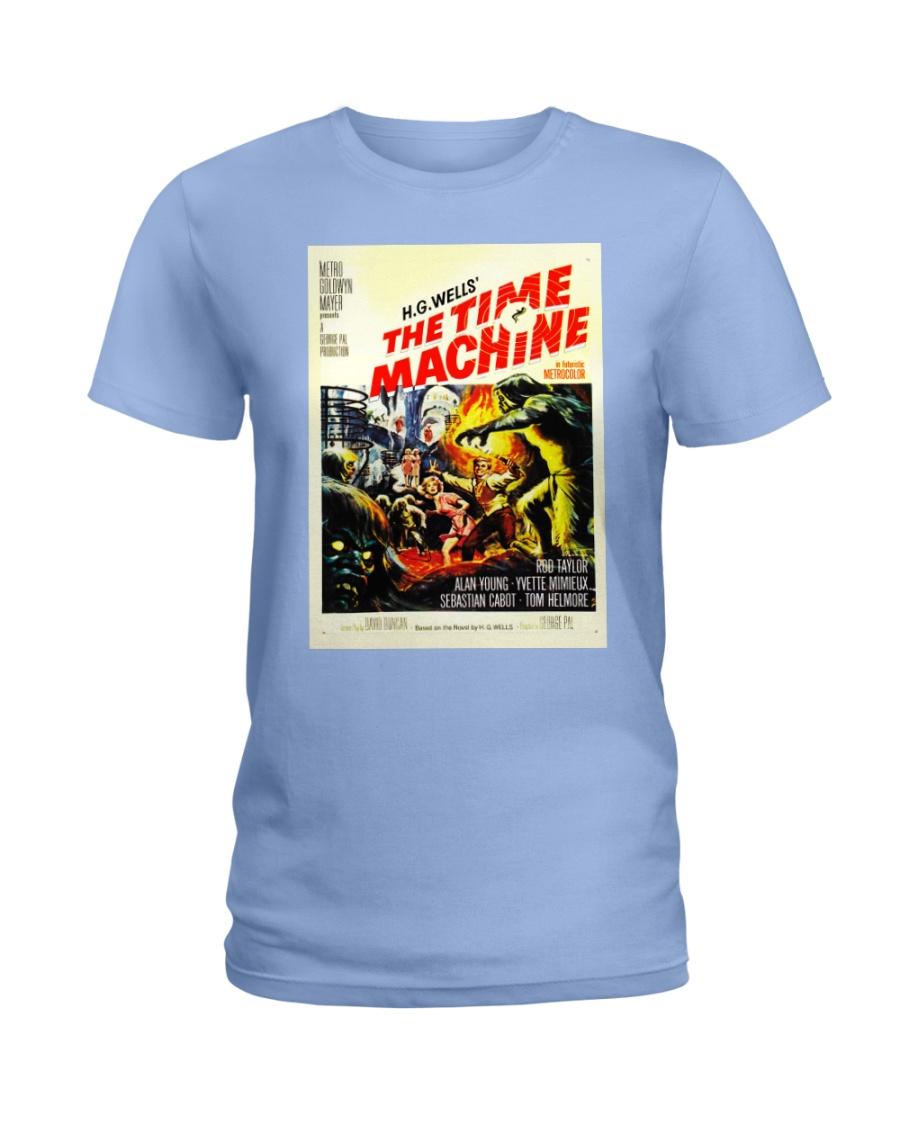 L'uomo che visse nel futuro 1960 - Shirts and Bags Ladies T-Shirt