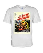 L'uomo che visse nel futuro 1960 - Shirts and Bags V-Neck T-Shirt thumbnail