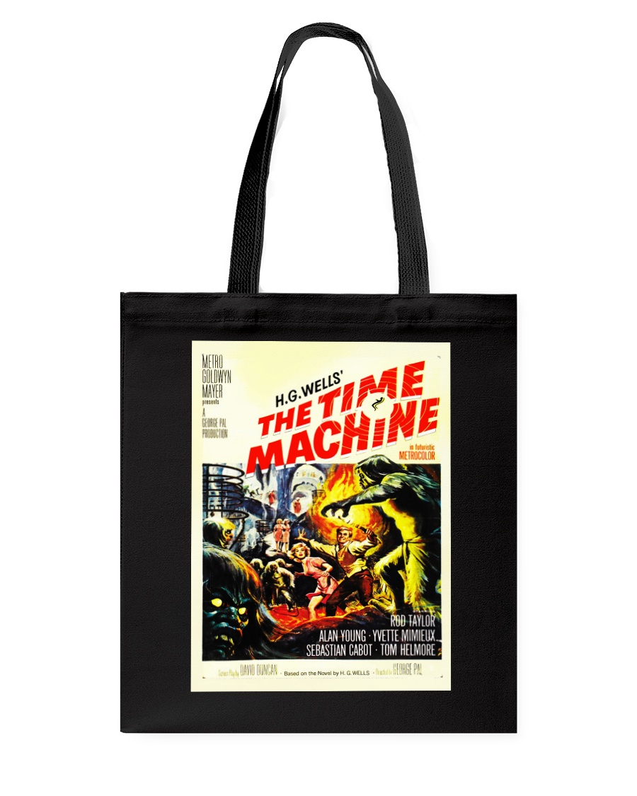 L'uomo che visse nel futuro 1960 - Shirts and Bags Tote Bag