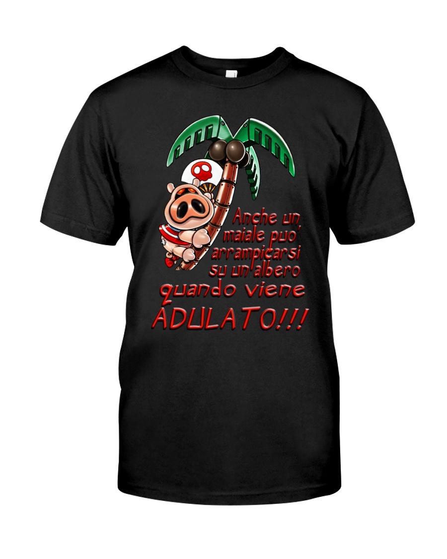 Maiale adulato - Yattaman Shirts and Bags Classic T-Shirt