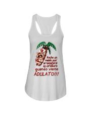 Maiale adulato - Yattaman Shirts and Bags Ladies Flowy Tank thumbnail