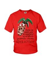 Maiale adulato - Yattaman Shirts and Bags Youth T-Shirt front