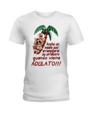 Maiale adulato - Yattaman Shirts and Bags Ladies T-Shirt thumbnail