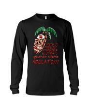 Maiale adulato - Yattaman Shirts and Bags Long Sleeve Tee thumbnail
