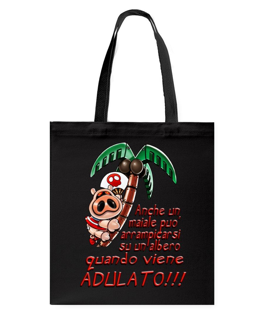 Maiale adulato - Yattaman Shirts and Bags Tote Bag