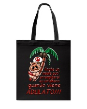 Maiale adulato - Yattaman Shirts and Bags Tote Bag front