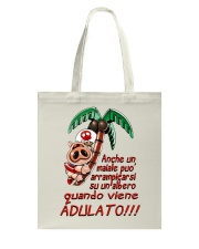 Maiale adulato - Yattaman Shirts and Bags Tote Bag thumbnail