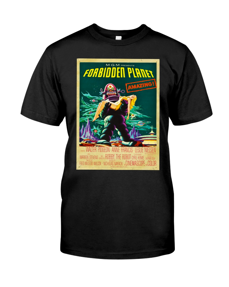 Il pianeta proibito 1956 - Shirts and Bags Classic T-Shirt