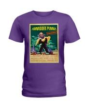 Il pianeta proibito 1956 - Shirts and Bags Ladies T-Shirt front