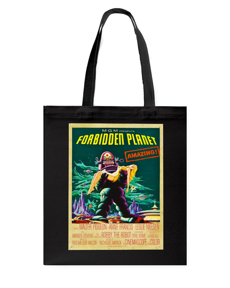 Il pianeta proibito 1956 - Shirts and Bags Tote Bag