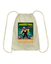 Il pianeta proibito 1956 - Shirts and Bags Drawstring Bag thumbnail