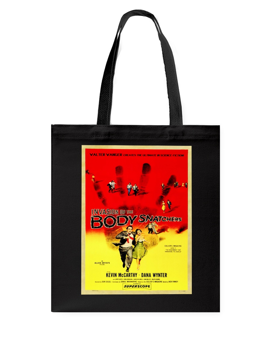 L'invasione degli ultracorpi 1956 - Shirts and Bag Tote Bag