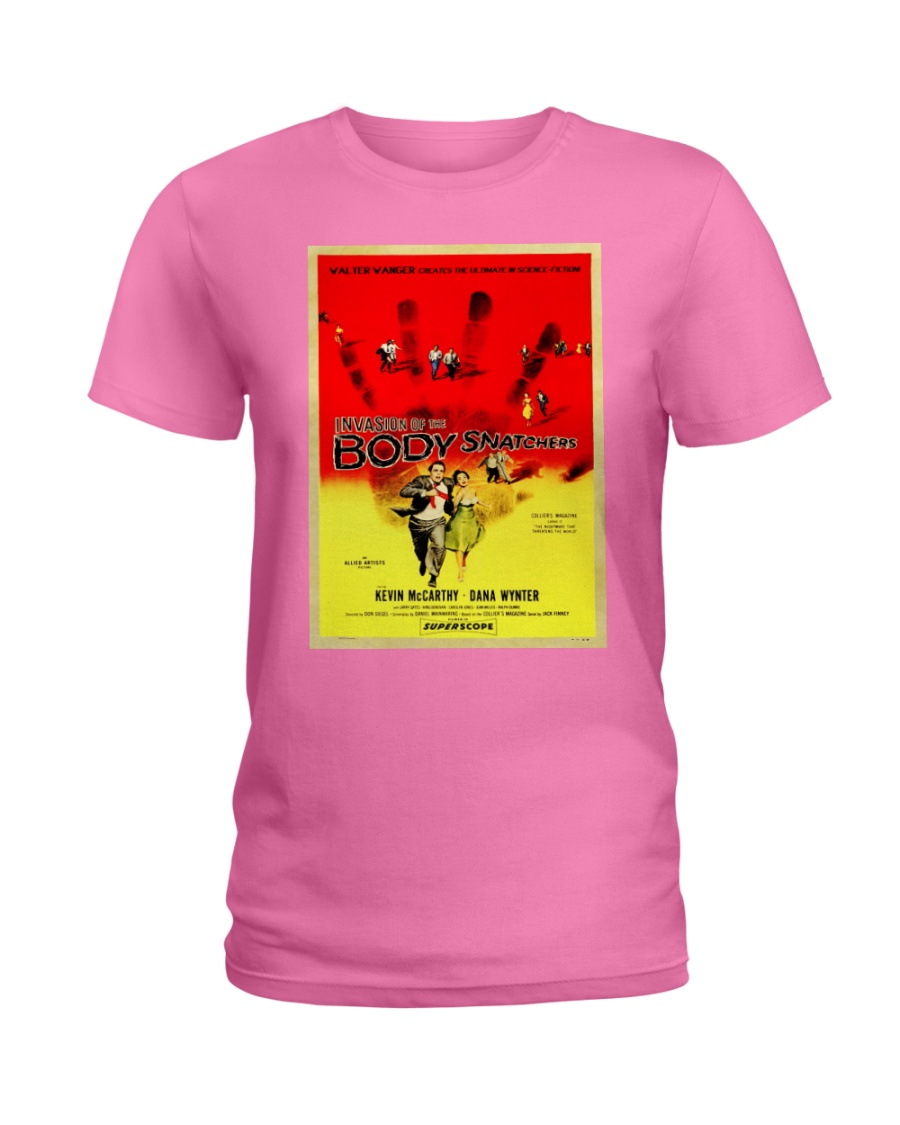 L'invasione degli ultracorpi 1956 - Shirts and Bag Ladies T-Shirt