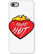 I look hot Flame Heart- Shirts and Bags Phone Case thumbnail