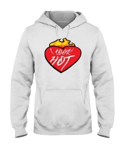 I look hot Flame Heart- Shirts and Bags Hooded Sweatshirt thumbnail