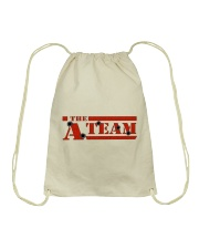 Alpha Team shirts and bags Drawstring Bag thumbnail