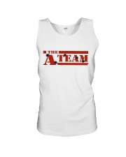 Alpha Team shirts and bags Unisex Tank thumbnail