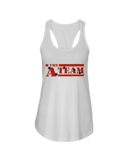 Alpha Team shirts and bags Ladies Flowy Tank thumbnail