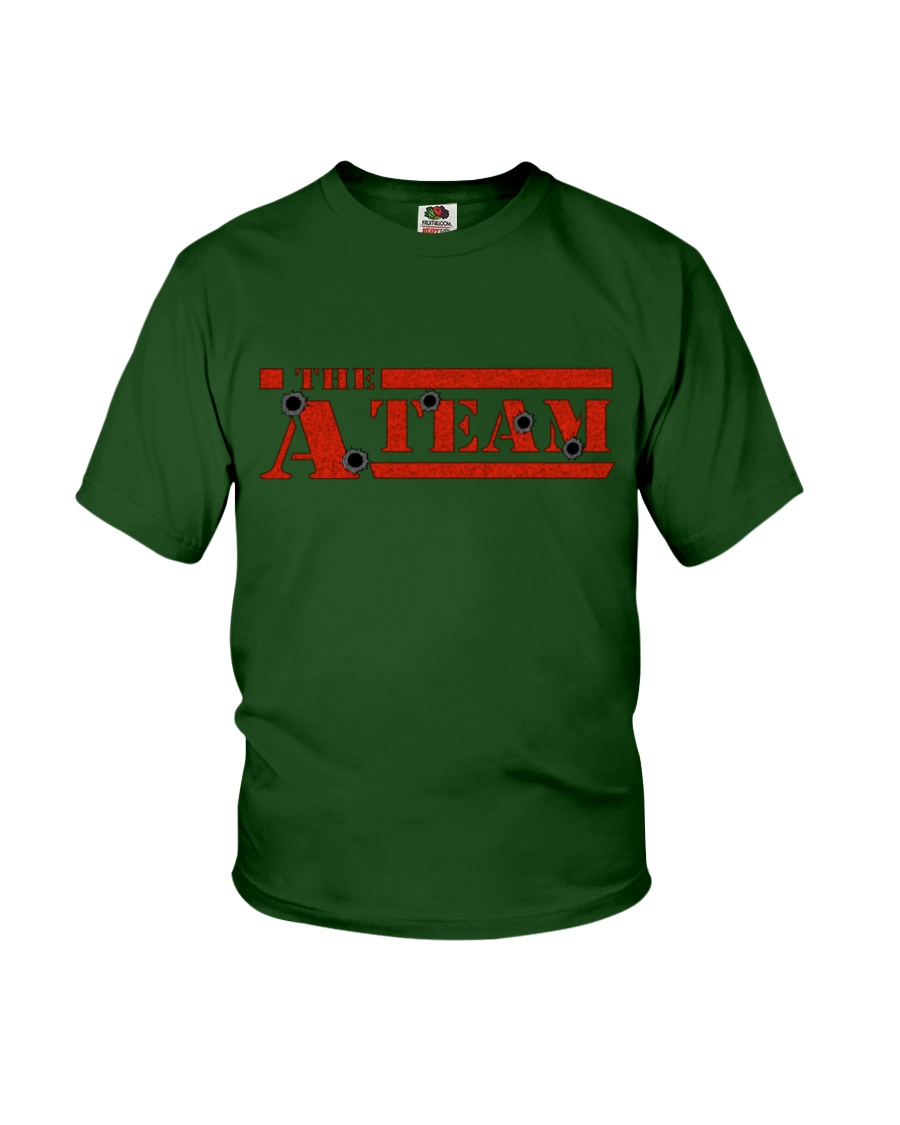 Alpha Team shirts and bags Youth T-Shirt