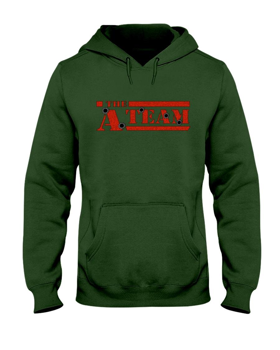 Alpha Team shirts and bags Hooded Sweatshirt