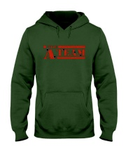 Alpha Team shirts and bags Hooded Sweatshirt front