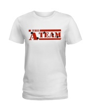 Alpha Team shirts and bags Ladies T-Shirt tile