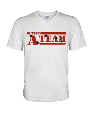 Alpha Team shirts and bags V-Neck T-Shirt thumbnail
